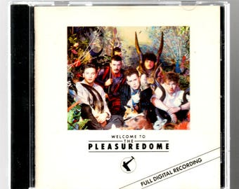 Welcome to the Pleasuredome CD, Frankie Goes to Hollywood