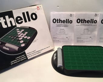 Mattel Othello Game Complete in Great Condition FREE SHIPPING