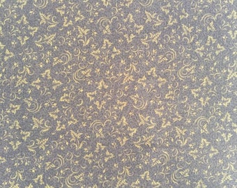 Ivy Green Blend Fabric - 60 Inches Wide