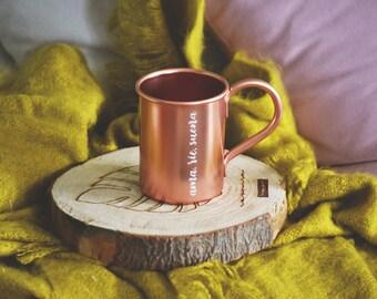 Cup love, laugh, dream