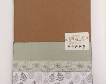 Decorated Notebook - Make You Happy (N11)