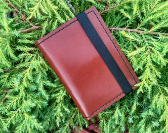 Leather wallet card holder mens wallet mens gift womans wallet minimalist wallet small wallet slim gift for women wallet for men card case