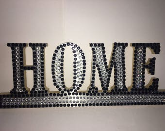 Home wall hanging freestanding ornament Christmas/ Birthday/ wedding present, gift