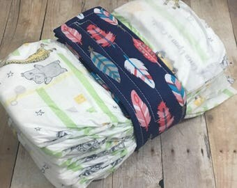 Diaper Strap // Diaper Holder // Baby Accessory // Baby Organization