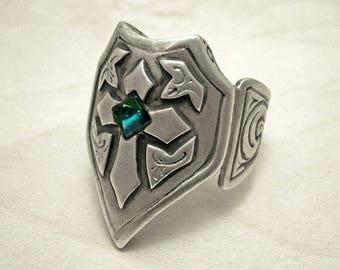 Mens cross ring,Sterling silver mens ring,Crusader ring,mens shield Medieval ring,Mens signet ring,Engraved signet ring,Knights Templar ring
