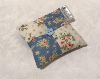 Tilda fabric pin cushion