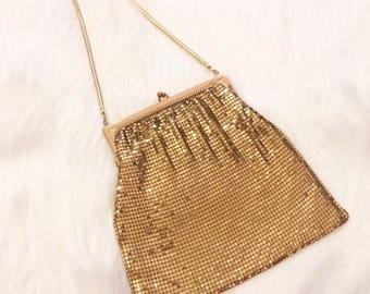 Vintage Mesh Whiting & Davis Bag Collection