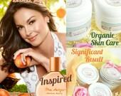 True Delight Peaches scent Body Butter - Hand Cream - Foot Cream - Massage Balm - Vegan Organic Lotion - Perfume Skin Care Paraben Free Spa