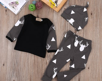 Baby Deer Clothing Set