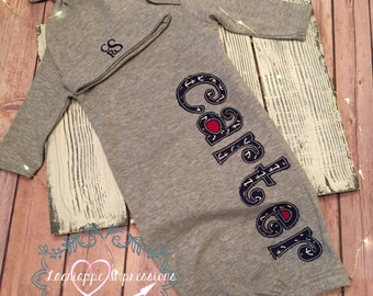 Baby Gown Personalized