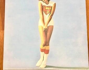 Barbara Streisand Superman Album // Vinyl // LP // Record