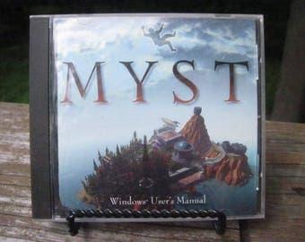 Vintage MYST Computer Game