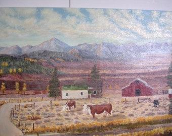 South Park Ranch  0665  ronmyersartist