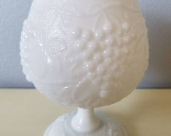 Vintage Imperial candle holder