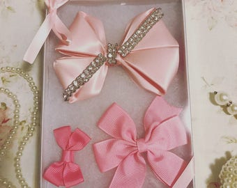 Hairbow luxurious Gift Box