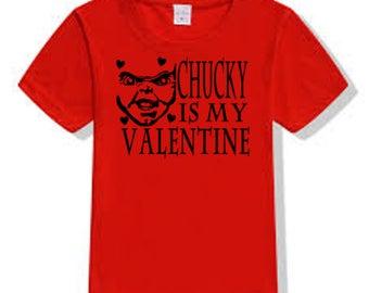 Child's Play Chucky Bride Seed Curse Cult T Shirt Clothes Many Sizes Colors Custom Horror Halloween Merch Massacre