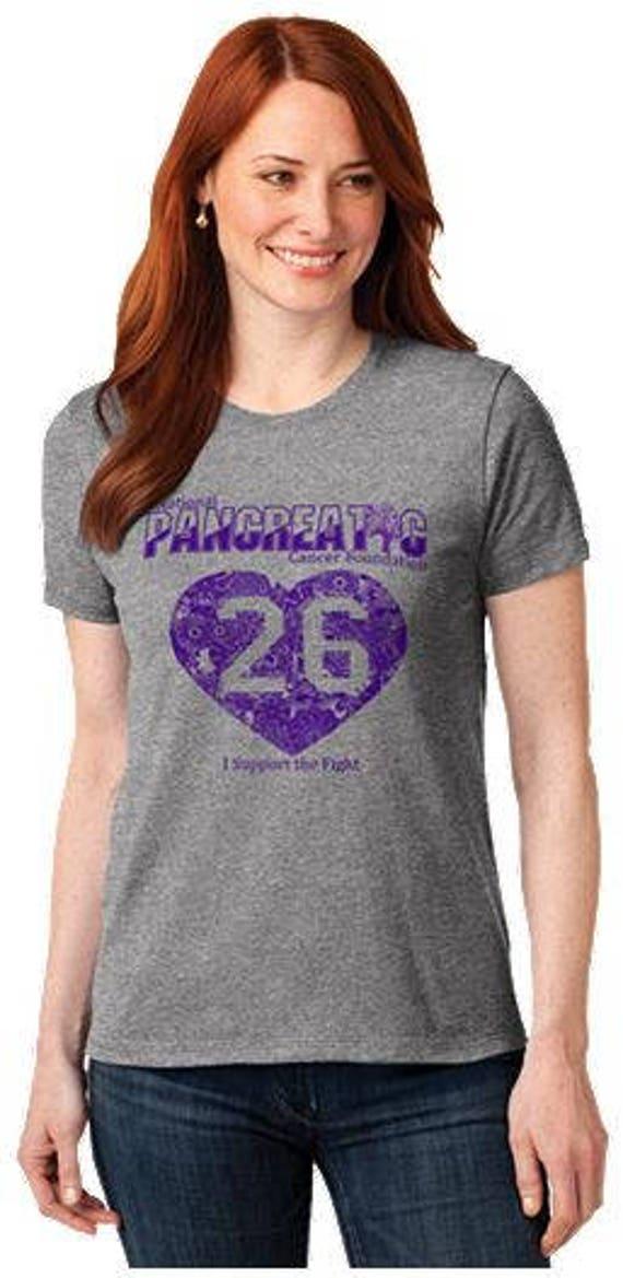 Pancreatic Cancer T-Shirt (Pre-Order)