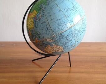 Globe Earth Girard and Baker - Paris