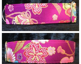 Day Dreams Dog Collar / Martingale