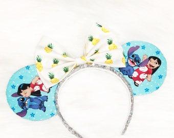 Lilo & Stitch Ears