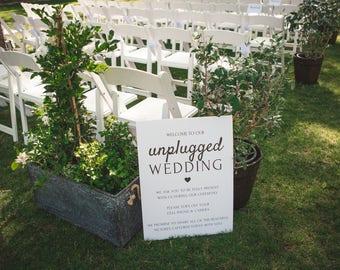 Wedding: Unplugged