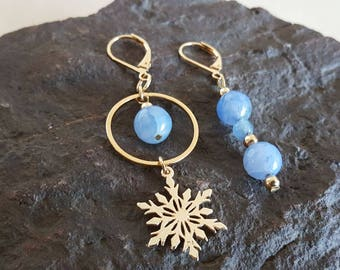 Frozen Magic Earrings