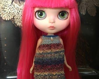 """Custom Blythe Doll """"Briony"""" by Dollypunk21"""