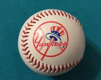 Vintage New York Yankees Rawlings True Value 1997 Opening Day giveaway Baseball