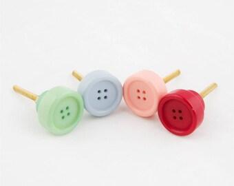 Button Drawer Knob