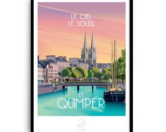 Quimper poster
