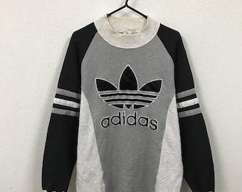 20% Sale Vintage Adidas Big Logo