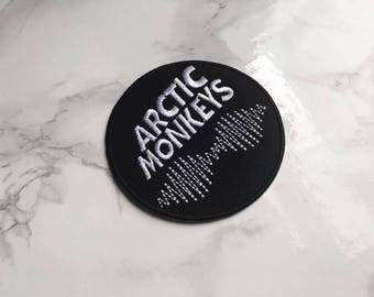 Arctic Monkeys indie band music patch