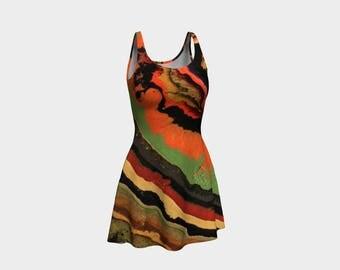 Enchanted Flare Dress