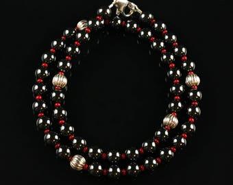 Men's Double-wrap Bracelet