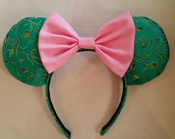 Echanted- Giselle Inspired Mickey Ears