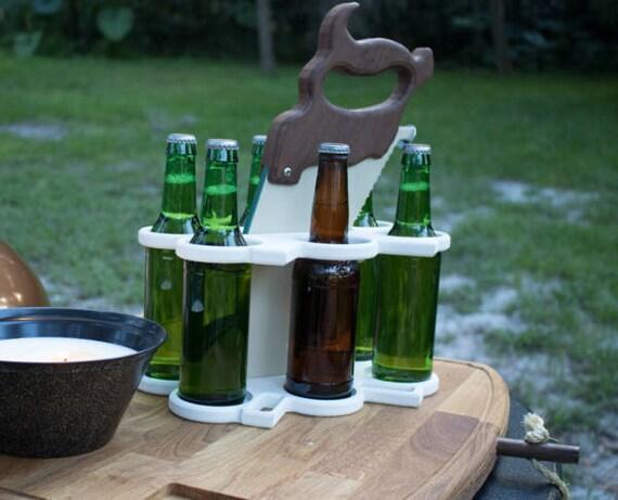 RangerWood Saw Beer Caddy