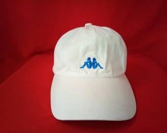 vintage kappa baseball cap hat