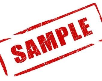 MBJM Fabric Sample