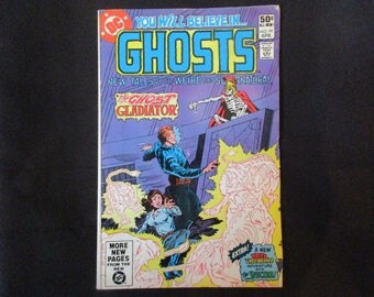 Ghosts #99 D.C. Comics 1981