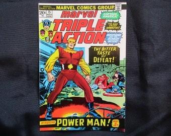 Marvel Triple Action #15 Marvel Comics 1973
