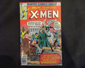 Amazing Adventures: X-Men #4 Marvel Comics 1980
