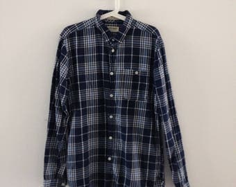 Vintage JACK & JONES Flannel - L