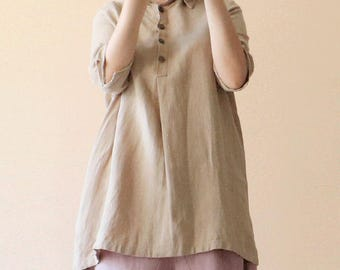 Womens  Linen Plus,Loose and comfortable,women's wear