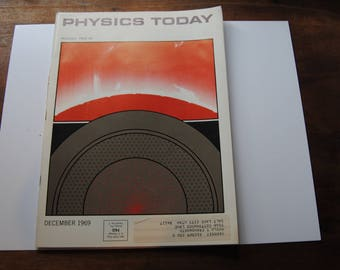 Physics Today Magazine/December 1969
