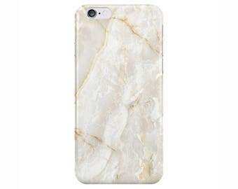 Natural Stone Marble Phone Case Cover for Apple iPhone 5 5s 6 6s 7 8 Plus & Samsung Galaxy S6 S7 S8 Plus