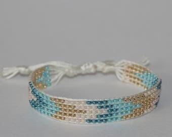 Beads Bracelet, Friendship Bracelet, bracelet, hadgemacht