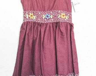 Handmade Dress from Nicaragua - Size 2T