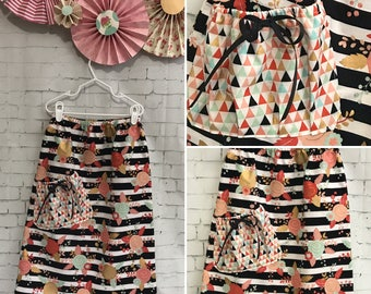 Girls Custom Made One of a Kind Skirt