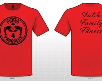 Press4Progress T-shirts