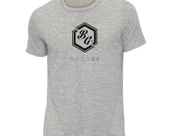 cute hexagonal Heather grey t-shirt